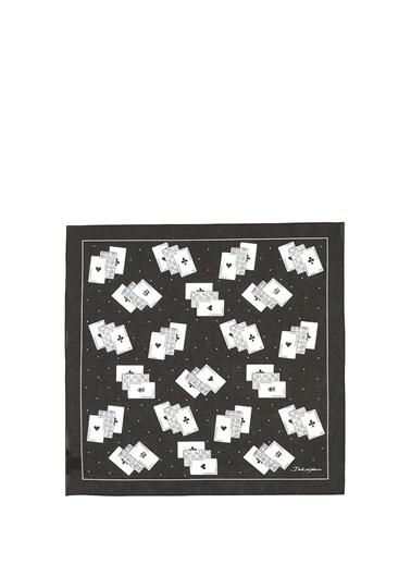 Dolce&Gabbana Mendil Siyah
